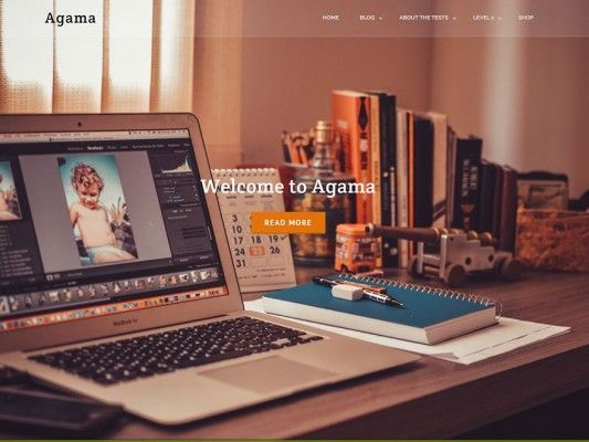 Agama-temas-wordpress-gratis