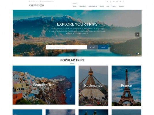 Mejor-themes-wordpress-gratis-viajes-Expedition