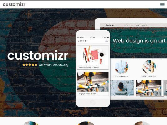 Mejores-themes-wordpress-gratis-Customizr