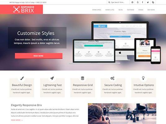 mejores-temas-de-wordpress-gratis-responsive-brix