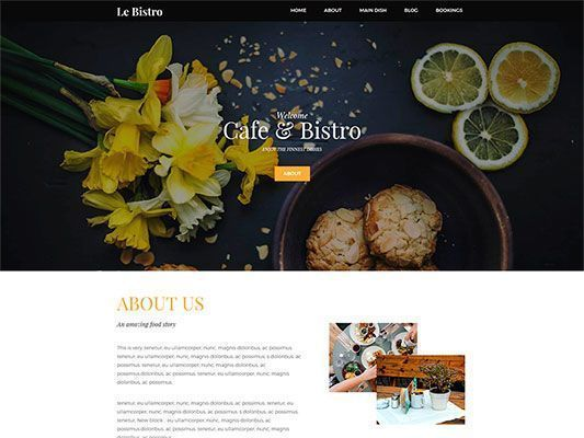 plantillas-wordpress-restaurante-gratis-bistro