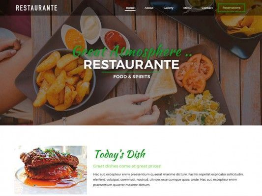restaurante-wordpres-theme-gratis