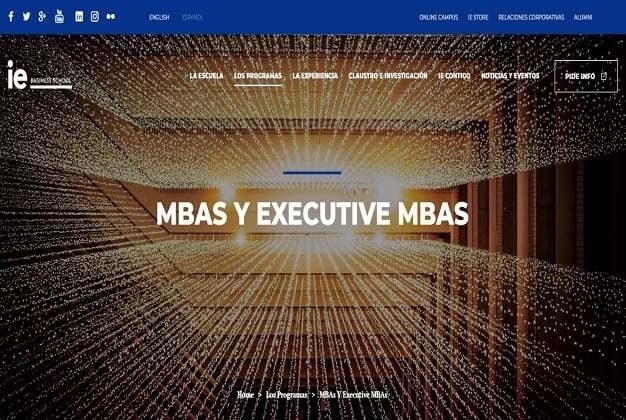 Mejores MBA España presenciales Madrid y Barcelona (5)