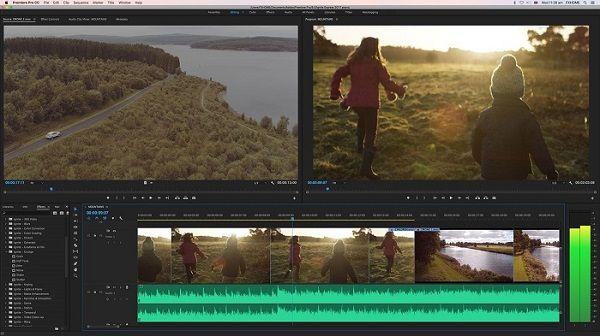efectos de vídeos