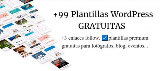 plantillas wordpress gratis responsive