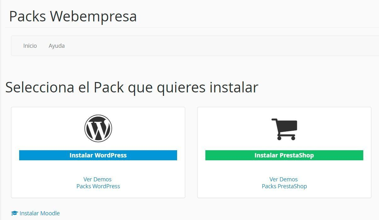 como instalar wordpress en un blog